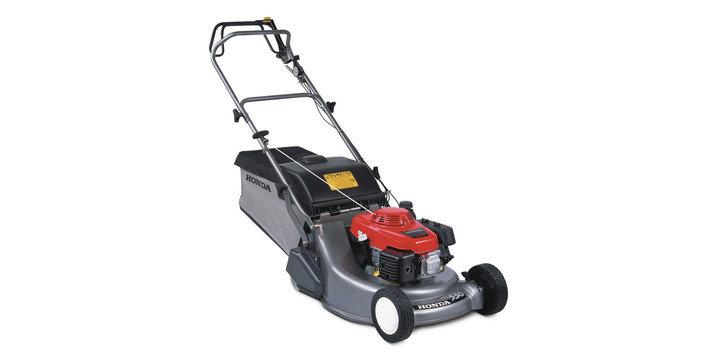Honda HRD536 QX Lawn Mower