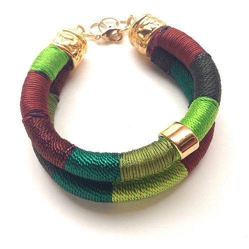 Double Safari Bracelet