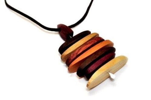 Colors - Pectoral Necklace