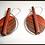 Thumbnail: Rain - Wood Earrings