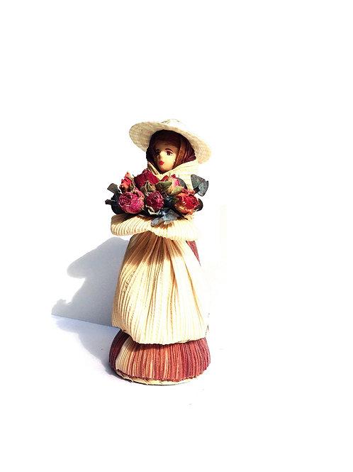 Small Corn Husk Lady