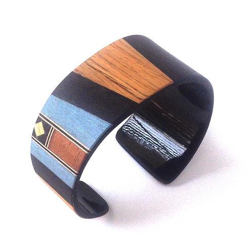 Wood Bracelet Code# 01kb