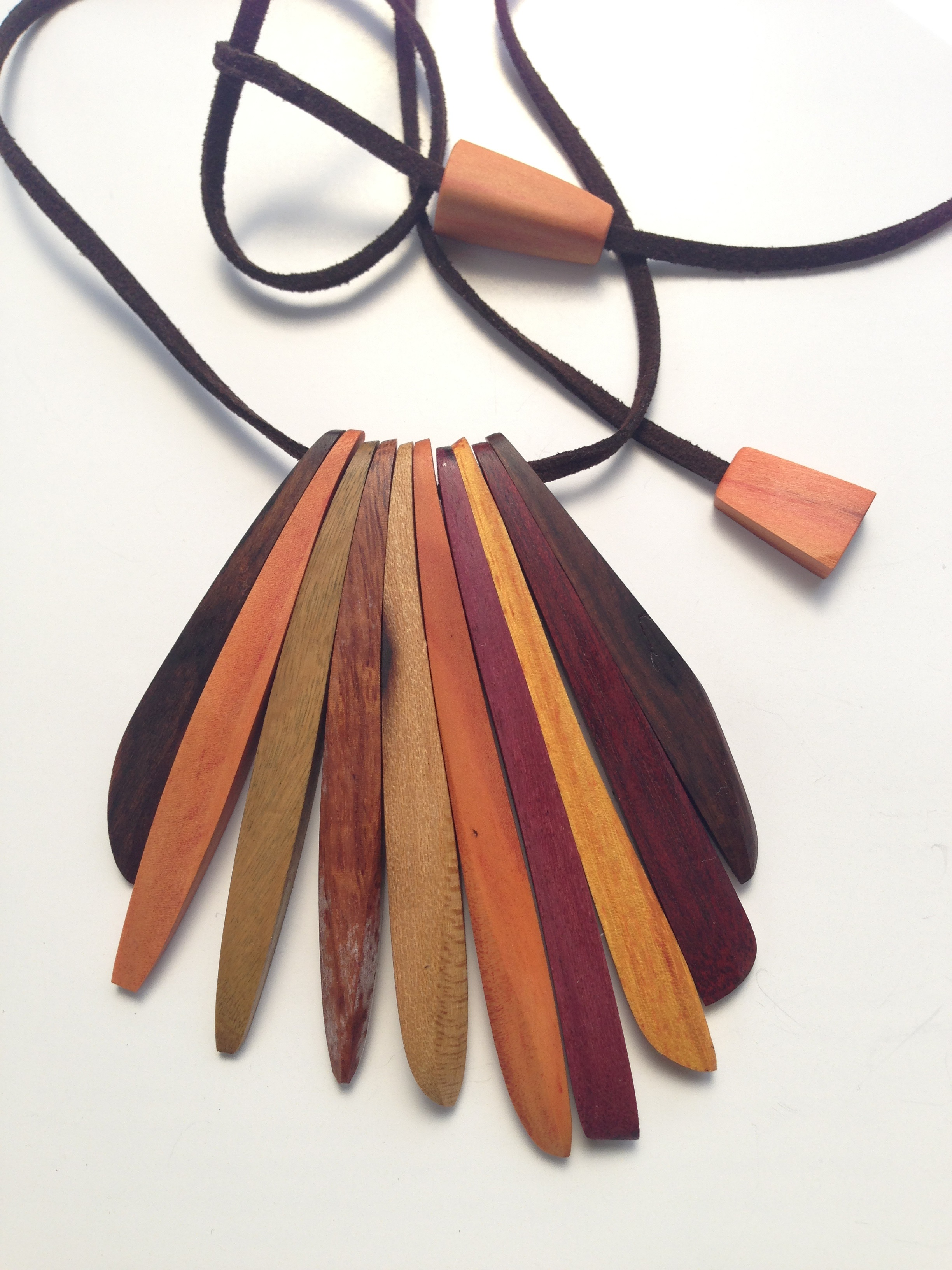 Colors Long Necklace