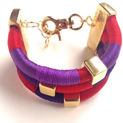 Triple Safari Bracelet
