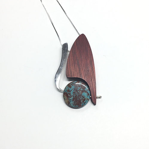 Toucan - Wood and Jasper 2