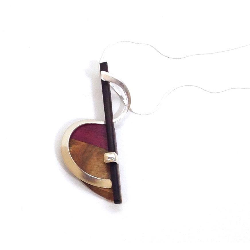 Half Rain Necklace