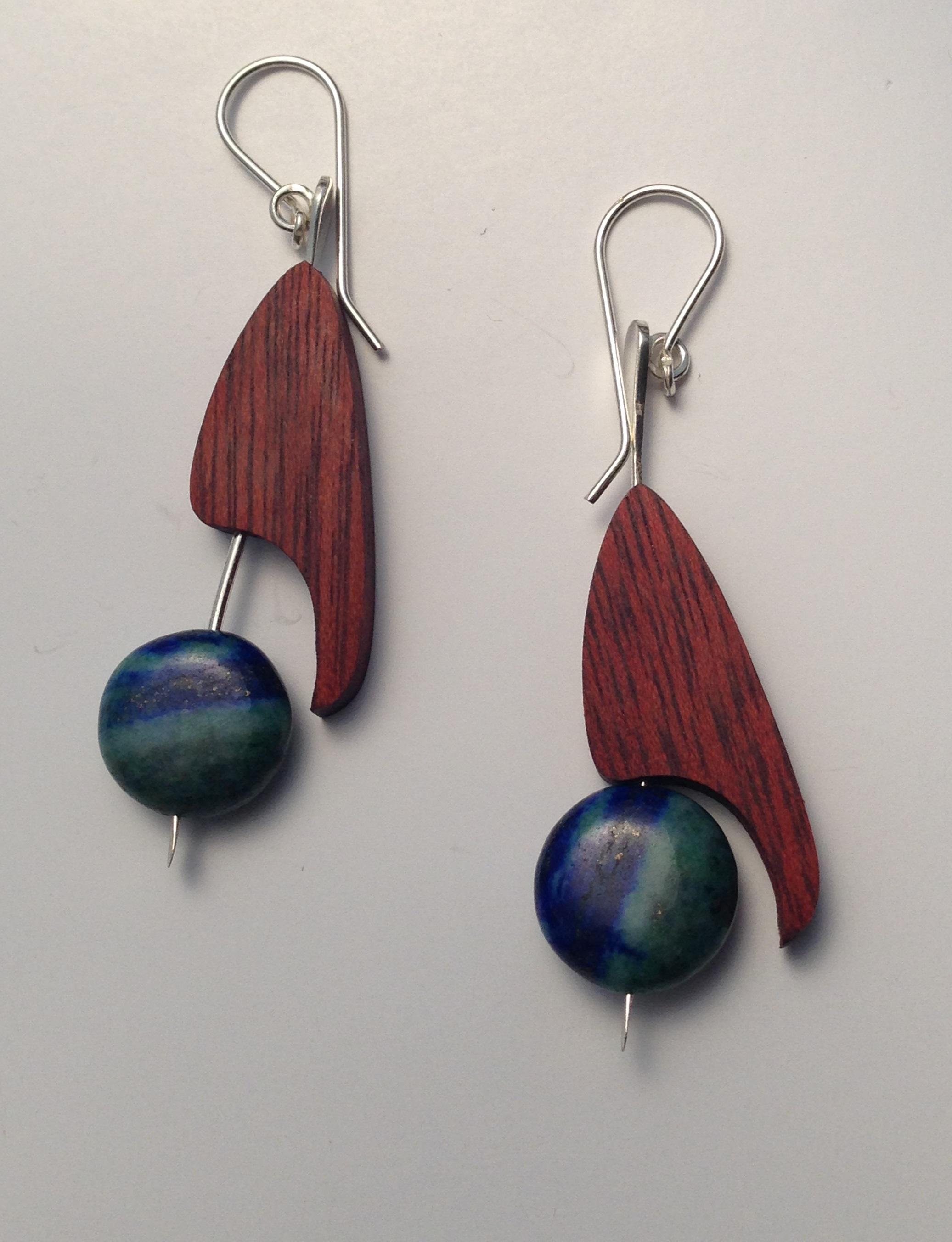 Crystal Toucan Earrings