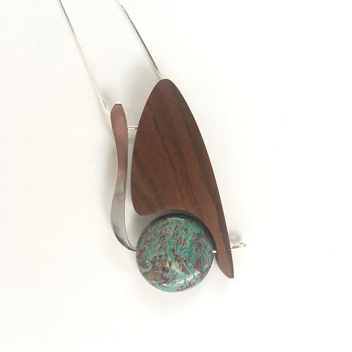 Toucan - Wood and Jasper 3