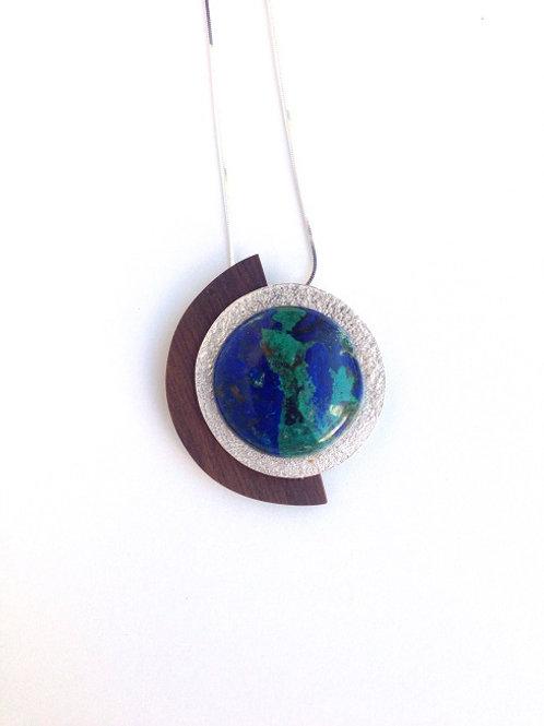 The Globe - Malaquie Necklace
