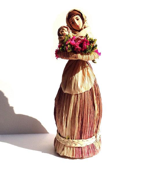 Corn Hosk Doll