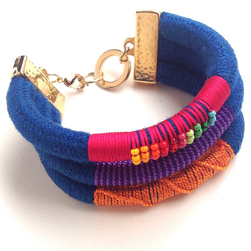Triple Amazon Bracelet