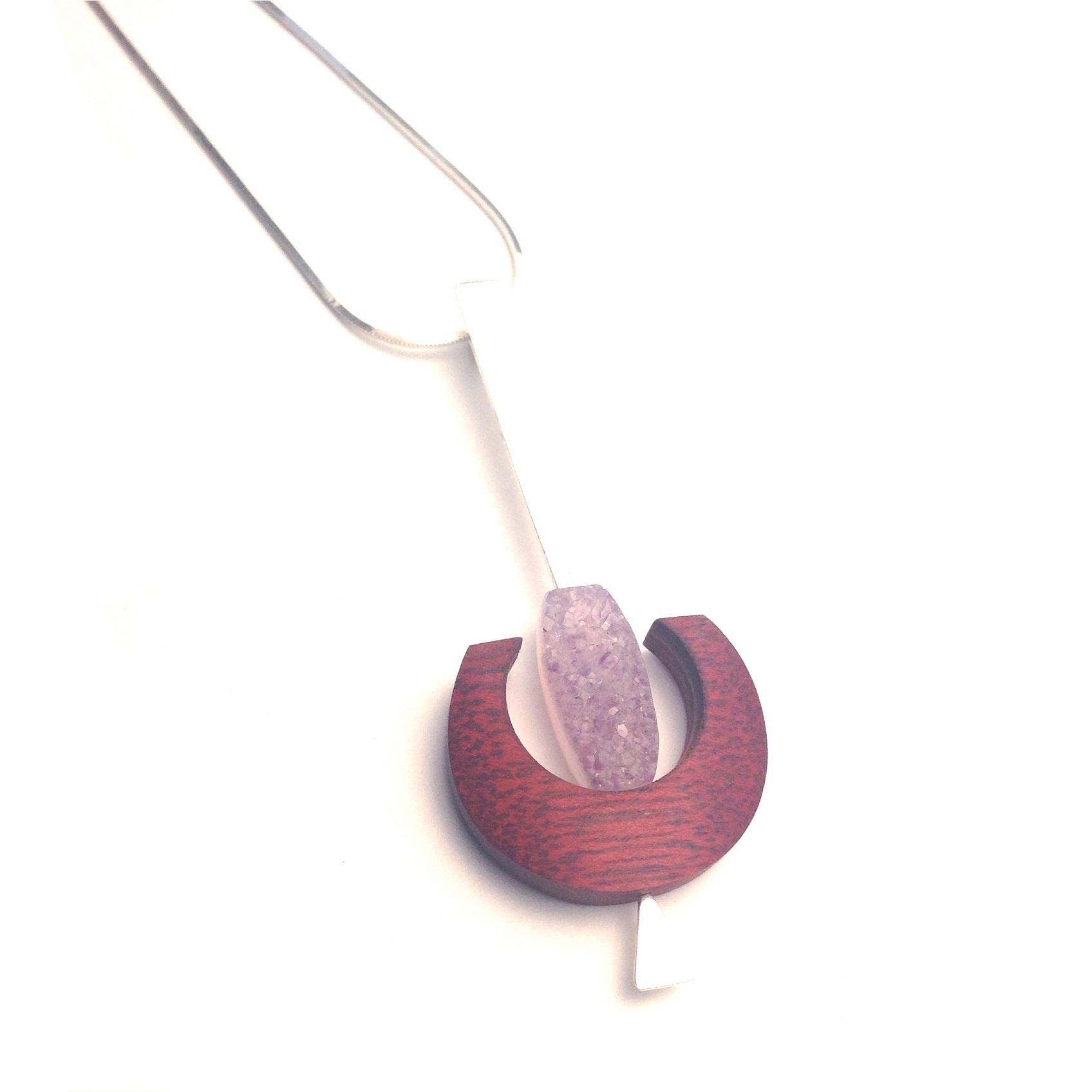 Druse Necklace