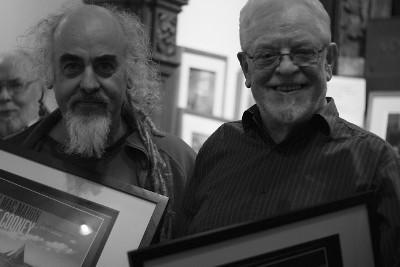 Tony MacMahon and Steve Cooney