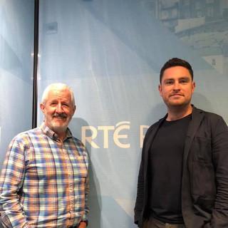 Jack on Céilí House on RTÉ Radio 1