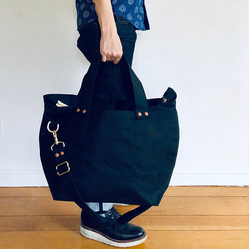 The Zip Tote