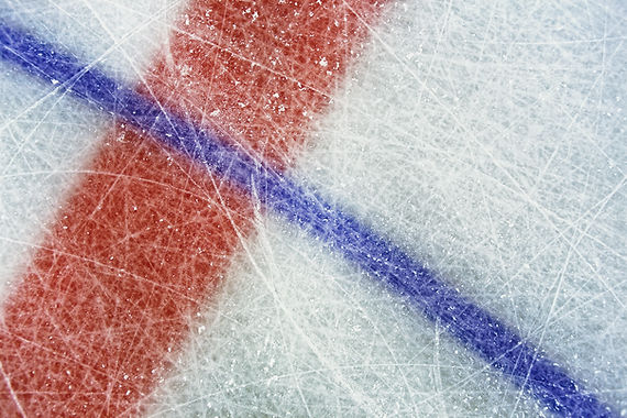 Ice Rink Tracks