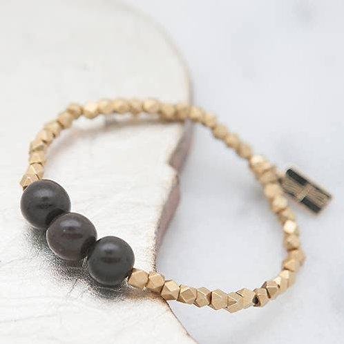 Stretch Bracelet, black