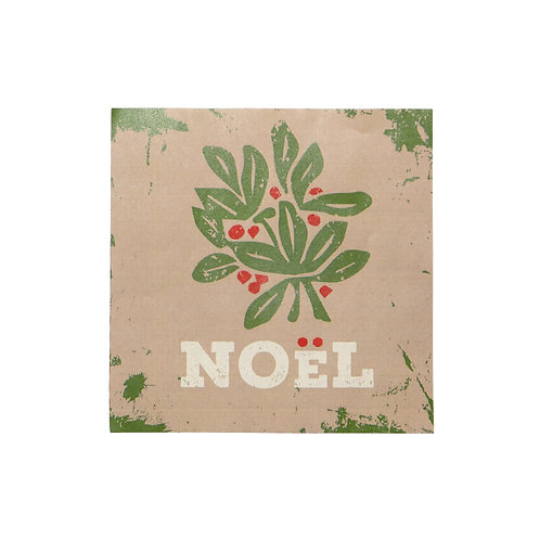 Noel Luncheon Napkins