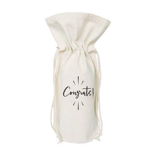 """Gift Bag """"Congrats!"""""""