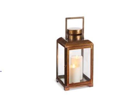 Brass Lantern Candle Holder