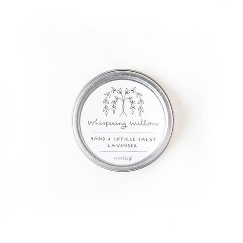 Hand & Cuticle Salve - Lavender