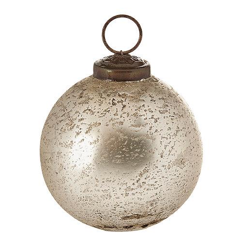 "3"" Antique Ball Ornament"