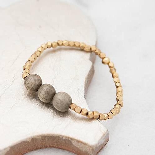 Stretch Bracelet, grey