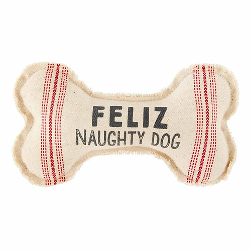 Feliz Naughty Dog Toy