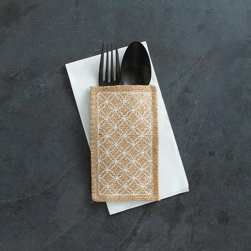 Trellis Cutlery Pouches