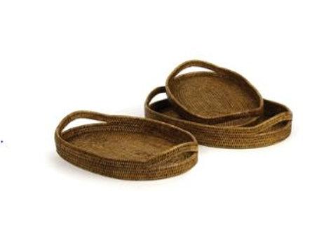 Oval Rattan Baskets