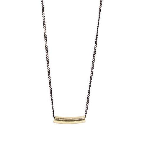 Short Tube Necklace