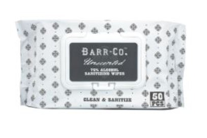 Barr-Co. Unscented Sanitizing Wipes