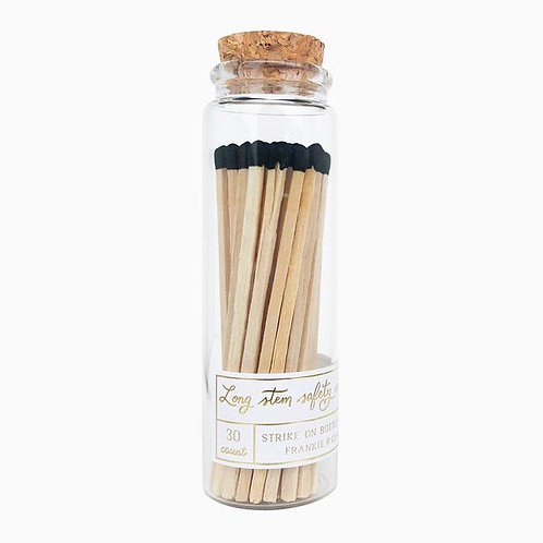 Long stem match jar