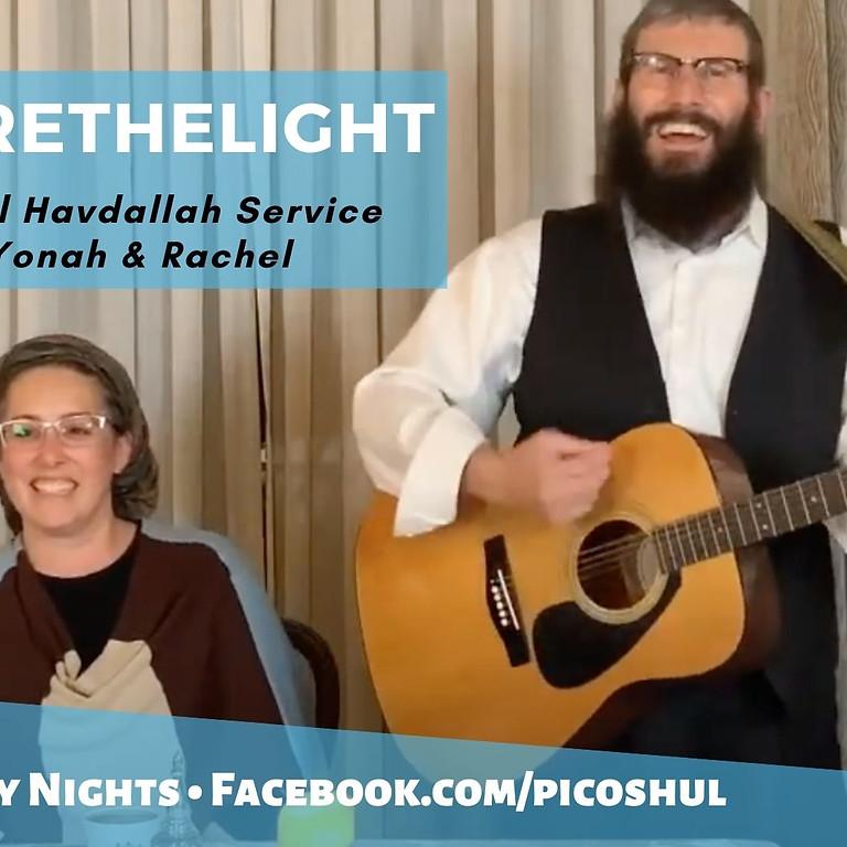 Musical Havdallah LIVE! Ep. 67