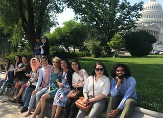 Northwestern University NEXT Program Extern Suhaib Khan Helps Shape, Deliver Leadership Academy 2018