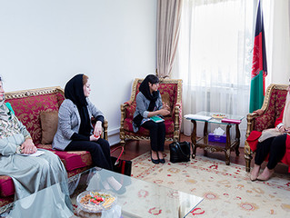 Deputy Foreign Minister of Economic Affairs Hosts Chamber President