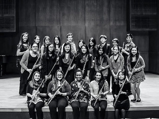 Benefit Concert at the University of Texas Austin Raises Over $10K for The Initiative