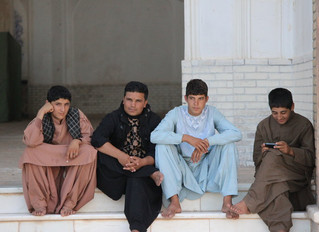 """Belquis Ahmadi Publishes Peace Brief on """"Redefining Masculinity in Afghanistan"""""""