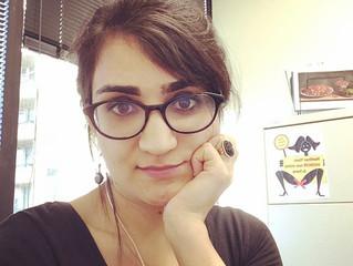 Marzia Nawrozi Completes Master's Degree at George Mason University