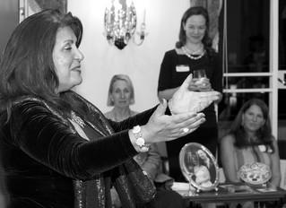 Volunteer Profile: Latifa Yusufi Woodhouse, Blazing the Trail for Afghan Women