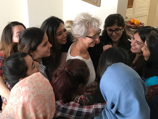 Volunteer Profile: Daphne Wales, Mapping Academic and Professional Pathways for Afghanistan's Fu