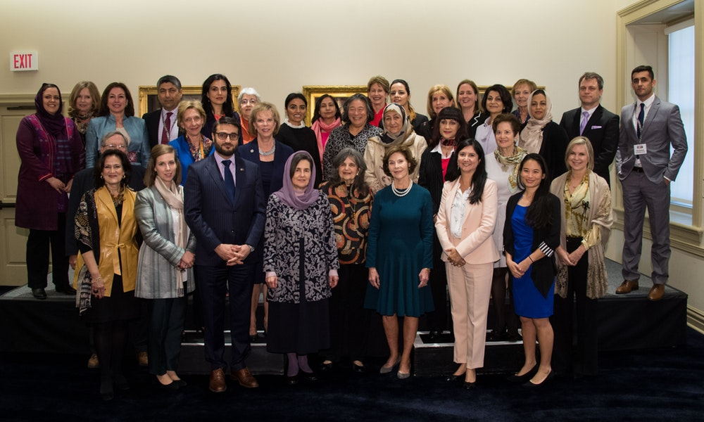 US-Afghan Women's Council