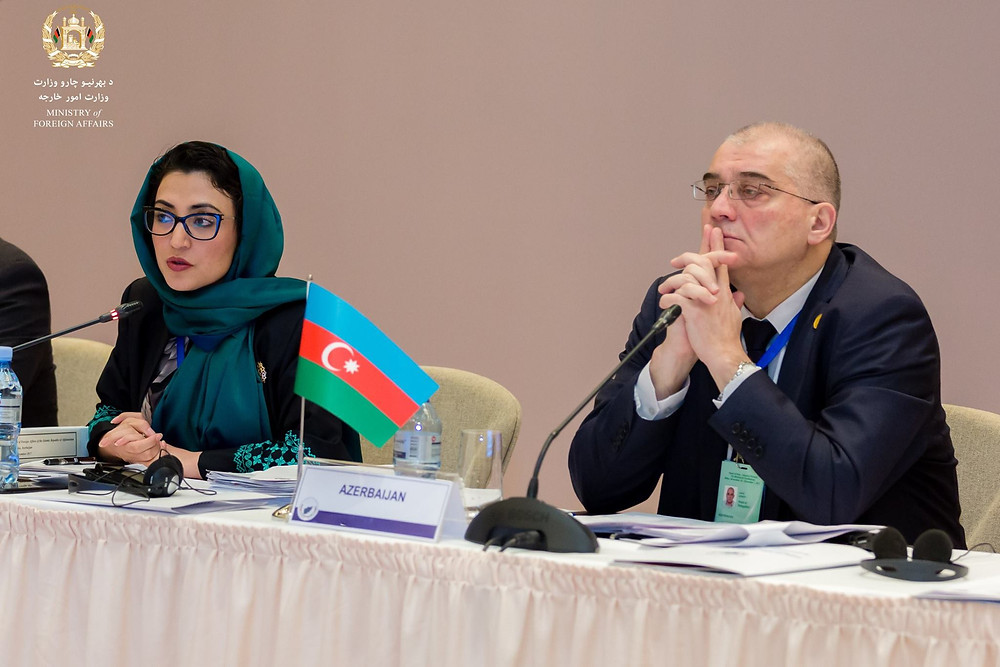 Joint Press Conference by Deputy Minister of Foreign Affairs of Afghanistan, Her Excellency Adela Raz at the 7th Ministerial Conference of the Heart of Asia-Istanbul Process