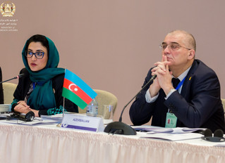 Adela Raz Attends 7th Ministerial Conference of the Heart of Asia-Istanbul Process