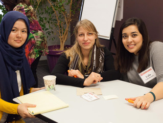 Robin Ryczek Leads The Initiative Team in Kabul