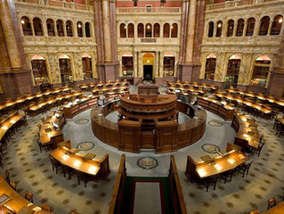 United States Library of Congress to Include The Initiative's Website In its Historical Archives
