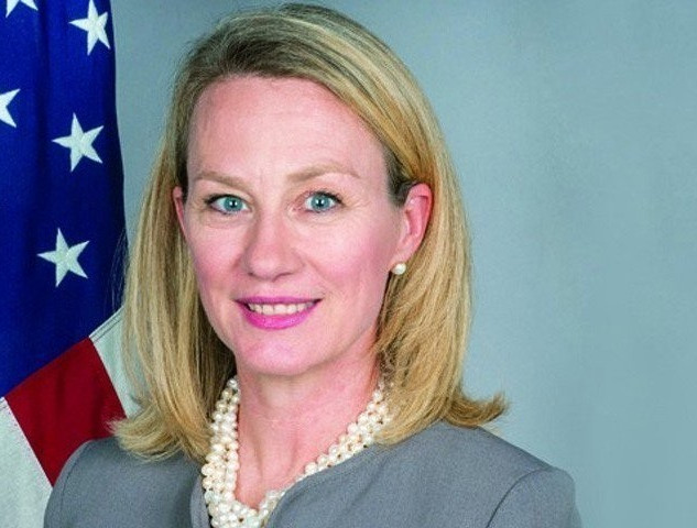 Ambassador Alice Wells