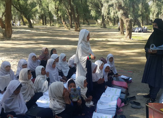 The Initiative Supports Summer Internship in Afghanistan Program Partner, Teach For Afghanistan