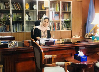 Nadima Sahar to Lead Afghanistan's Technical and Vocational Education and Training Board