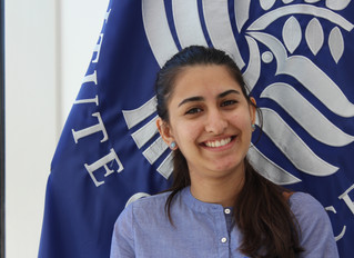 Balqees Sayed to be Inducted into Psi Chi (ΨΧ) International Honor Society in Psychology